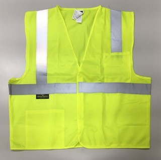 Adopt a Highway approved vest